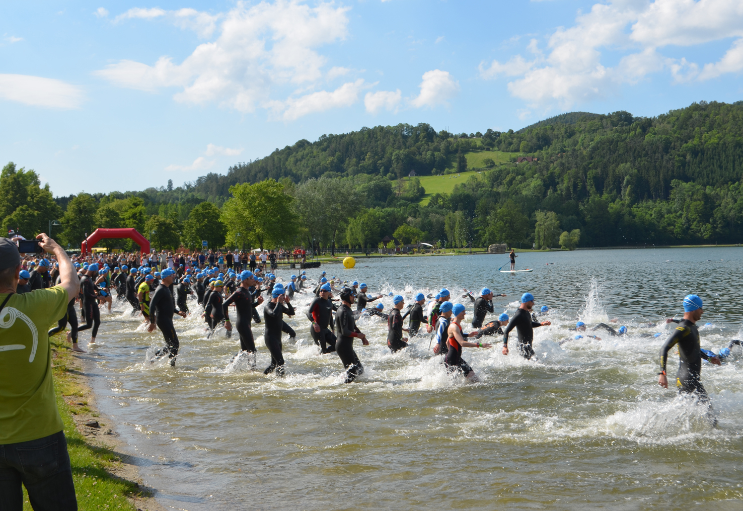 stubenberg 2017- start sprint